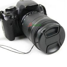 49mm Center Pinch Front Lens Cap for SONY Alpha A3000 DSLR Camera & NEX Series