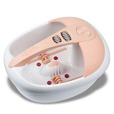 Hangsun Fußbad FM200, Fußbadewanne mit Infrarot-Wärme und Magnetfeldtherapie ...