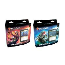 Magic the Gathering TCG Commander Legends Commander Deck Set of 2