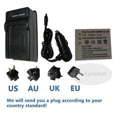 NP-40 Battery+charger Fuji FinePix Z5fd J50 V10 Z3 Z5 F480 F470 F460 F810 F650