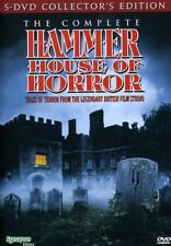The Complete Hammer House of Horror [New DVD] Boxed Set
