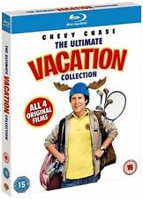 National Lampoon's The Ultimate Vacation Collection [Blu-ray Set, Region Free]
