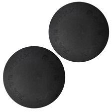 Racefoxx Spiegel - Lochabdeckung Spiegelabdeckung Cover schwarz für Modern Vespa