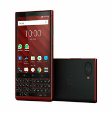BlackBerry Key2 Red Limited Edition - 64Gb (Unlocked) (single sim)- Rare 2 left