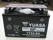 Yuasa Batería YTX9-BS Yamaha XT 600E, XT600, 3TB, 91 XTZ660, XTZ 660 ,Nuevo
