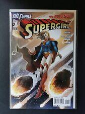 Supergirl #1 - Vol. 6 - New 52 - DC Comics  - NM