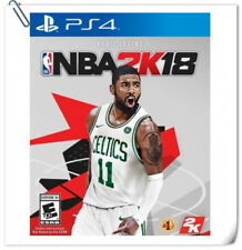 PS4 NBA 2K18 SONY PlayStation 2K Sports Games
