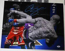 Cub Swanson Signed UFC 16x20 Photo PSA/DNA COA Picture Autograph WEC 152 162 Fox