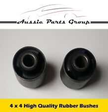 2 x Front Radius Arm to Chassis Bush For Landcruiser 76 78 79 80 105 Series