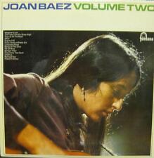 Joan Baez(Vinyl LP)Volume Two-Fontana-TFL 6025-UK-VG+/VG+