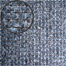 Mosaik aus Naturstein für Wand Boden Innenbereich MosaNaßbereich 1,5x1,5 poliert