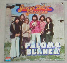 GEORGE BAKER SELECTION 33 rpm lp PALOMA BLANCA Gatefold Belgium