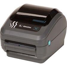 Zebra Gk420d Direct Thermal Printer 203dpi 8 Dot Print Width 104mm Serial USB