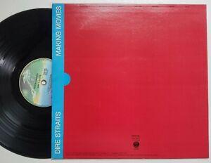 Making Movies - DIRE STRAITS - Vinyl LP - 1980
