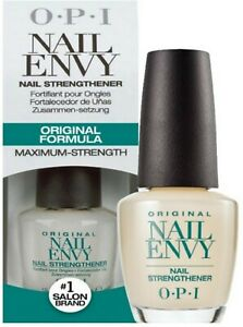 OPI Nail Envy Original Formula Maximum Strengthener 0.5 Fl Oz Protect Your Nail.
