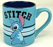 Disney Lilo & Stitch Collectible Ceramic Coffee Mug 14 oz Blue