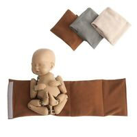 Cute Newborn Baby Soft Cloth Posing Wrap Photo Infants Photography Prop