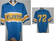 ATLANTA #72 CAMISETA THROWBACK BASEBALL WORLD CHAMPIONS Shirt Jersey size - M