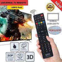 Universal Remote Control for Samsung Sony Hisense Sharp Panasonic Philips LG TVs