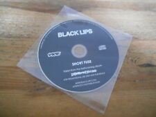 CD Indie Black Lips-SHORT FUSE (1 chanson) PROMO Vice Rec DISC ONLY