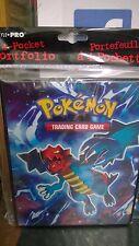 Pokemon Plasma Storm Druddigon & Giratina 4 Pocket Page Portfolio Album Binder