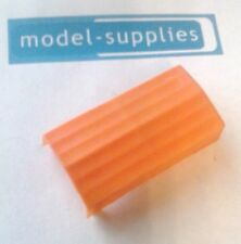 Matchbox reproduction 1E/F Mercedes truck orange plastic canopy