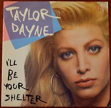"Taylor Dayne – I'll Be Your Shelter 12"" – 612 996 – VG+"