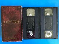 Le Seigneur des Anneaux, Les deux tours  VHS 2 tape & sleeve