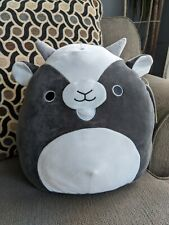 "Squishmallows 12"" inch Gregory Goat Billy Goat Summer 2020 HTF Squishmallow"