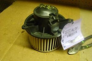 Blower Motor Fits 02-07 VUE 122172