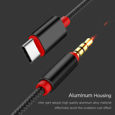 Type-c To 3.5mm Jack Male Audio Aux Cable Male To USB-C Stereo Adapter Connector