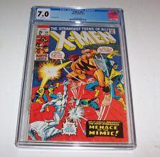 X-Men #69 - 1971 Bronze Age Marvel Issue - CGC FN/VF 7.0