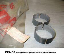 4 DEMI COUSSINETS DE BIELLE FIAT CROMA DUCATO LANCIA THEMA - 7301442 60809439