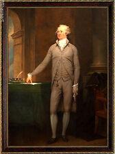 Alexander Hamilton Framed Art Print Art by John Trumbull