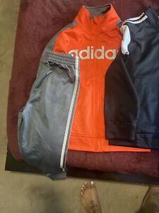 Boys Adidas Lot Of 6 Size 6-8