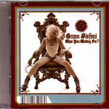 CD Single Gwen STEFANI What you waiting for 'POCK iT! l