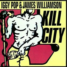 IGGY POP - Kill City Restored, re-mixed & remastered CD
