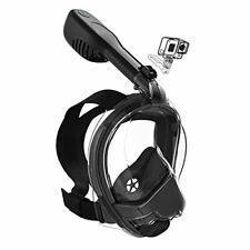 New listing Orsen Electric Full Face Snorkel Mask World's First CO₂ Standard Snorkel Mask...