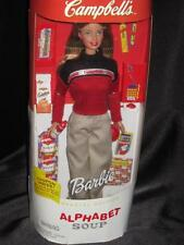 1991 Alphabet Soup Barbie Doll Campbell's Special Edition  #26845 NRFB