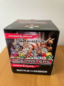 Dice Masters Dungeons & Dragons: Battle For Faerun 90 Count Gravity Feed Display