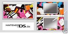 Nintendo DS or DS Lite LIQUORICE ALLSORTS Skin Sticker