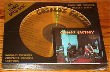 Creedence Clearwater Revival Cosmos Factory DCC Gold CD  SEALED!  RARE!
