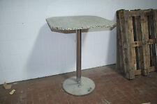 Granit Tisch Gastro 85x85 cm Stehtisch 1,10 Meter Hoch Edelstahlfuß