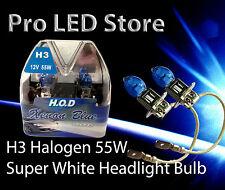H3 Super Bright White Fog Halogen Bulb Fog Light 5000K 55W