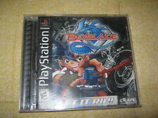 Original PS1 GAME- frm U.S.- BEYBLADE let it rip