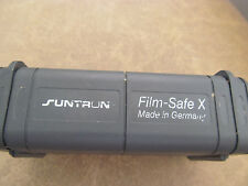 Suntrun Film-Safe Made In Germany Holds 4 Rolls Of 35 Mm Film-2 Rolls Included