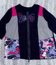 Markenlose Damenblusen, - tops & -shirts in Übergröße in Größe 50