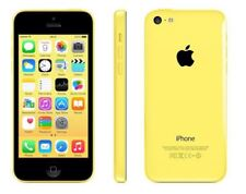 Apple iPhone 5C 8GB Yellow iOS A1507 Unlocked Sim Free 4G Mobile Smart Phone