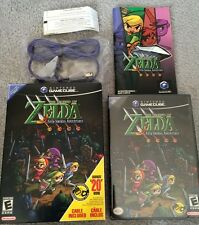 The Legend of Zelda: Four Swords Adventures  (Game Cube) - NEW - SEALED GAME