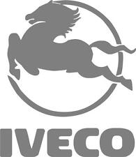 Iveco vinyl decal sticker truck for  walls glass body panels
